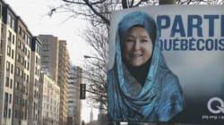 Pauline Marois... avec un hijab!