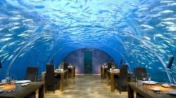 Of Course The World's Most Beautiful Restaurant Is Under