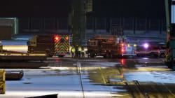 Incendie à Halifax: pas de fuite