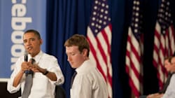 Zuckerberg critica Obama sullo