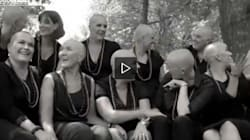 Gerdi perde i capelli per il cancro