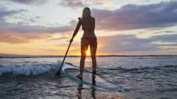 How to Stand up Paddle