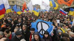 Des milliers de manifestants à Moscou contre l'