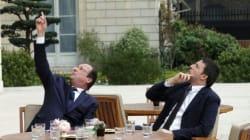 Renzi incontra Hollande, nessuno sforamento del 3% (FOTO,