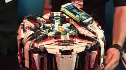 Le record du monde de Rubik's cube battu par un robot