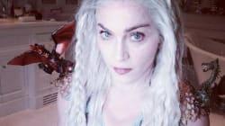 Que fait Madonna en Daenerys