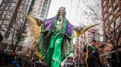 Une Saint-Patrick sous le signe de la modération à Montréal