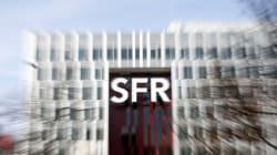 SFR a menti sur sa couverture