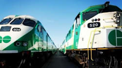 GO Transit Resumes Service After Suspicious Package At Toronto