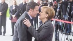 Renzi colpisce Merkel ma nella camicia di forza dei vincoli