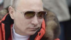 Poutine reconnaît officiellement l'indépendance de la