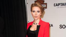 Scarlett Johansson's Red Hot