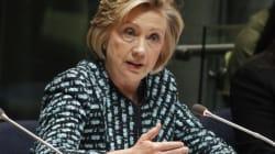 Poutine veut «réécrire» les frontières de l'Europe, affirme Hillary