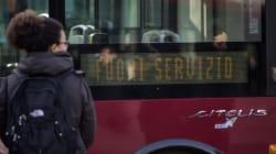 Disagi in tutta Italia per lo sciopero del trasporto