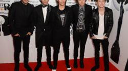 One Direction: le groupe britannique grand gagnant des American Music