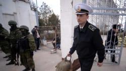 Kiev réclame la libération du chef de sa marine en