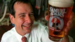 La bière Samuel Adams Boston Lager maintenant vendue au