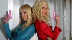 Premières images du retour à la télé des deux blondes de Beverly