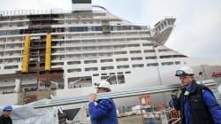 Les chantiers de Saint-Nazaire choisis pour construire deux paquebots