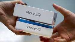 Apple a vendu plus d'iPhone que