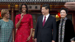 Michelle Obama's Fashion Showdown In
