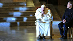 Le pape aux mafieux: