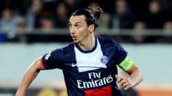 Ibrahimovic exauce le rêve d'un fan à la fin de