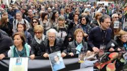 La marcia dei centomila contro le mafie