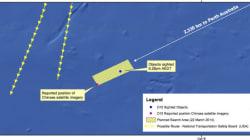 Vol MH370 : l'analyse d'Inmarsat soulève des