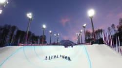 Aprono al pubblico le piste di Sochi