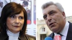Les ministres candidats ont-ils été frappés par la vague
