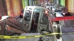 32 blessés dans un déraillement de train à