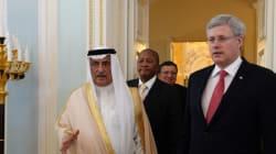Why Does Harper Still Support the Repressive, Misogynistic Saudi