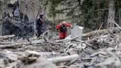 Glissement de terrain près de Seattle: vers un bilan de 90
