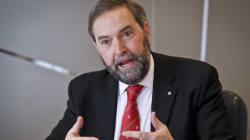 Bloc Complaint Spurs Review Of NDP