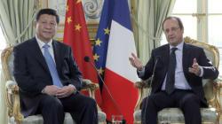 La Chine commande 70 Airbus, pour plus de 7 milliards