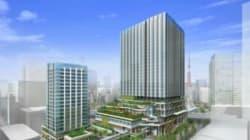 竹芝再開発プロジェクトを始めます。