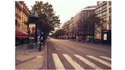 Pagaille à Paris : les internautes échauffés par la visite du président