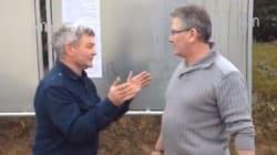 Municipales: deux candidats s'insultent dans la