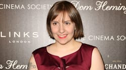 Lena Dunham Looked Really Different As A
