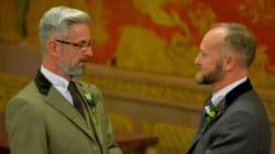 Le mariage gay désormais légal en