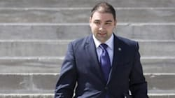 Dimitri Soudas a été forcé de démissionner de son poste de DG du Parti