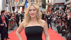Kate Winslet Does Her Best Angelina Jolie