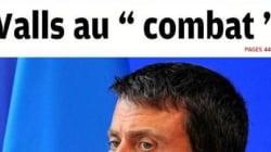 Les unes de la presse après la nomination de Valls à