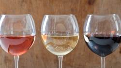 Flan à la féta et aux poireaux - le vin qui va