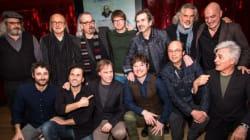 12 hommes rapaillés en symphonie