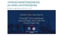 PSG et Chelsea poursuivent le match sur les réseaux