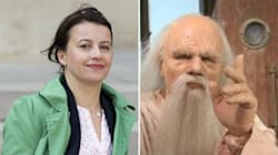 Cécile Duflot accepte l'invitation du père Fouras à Fort