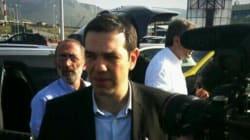 Tsipras sbarca in Sicilia per lo sprint finale della raccolta firme. È caccia al voto