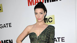 'Mad Men' Star Takes The Plunge In Searing Hot